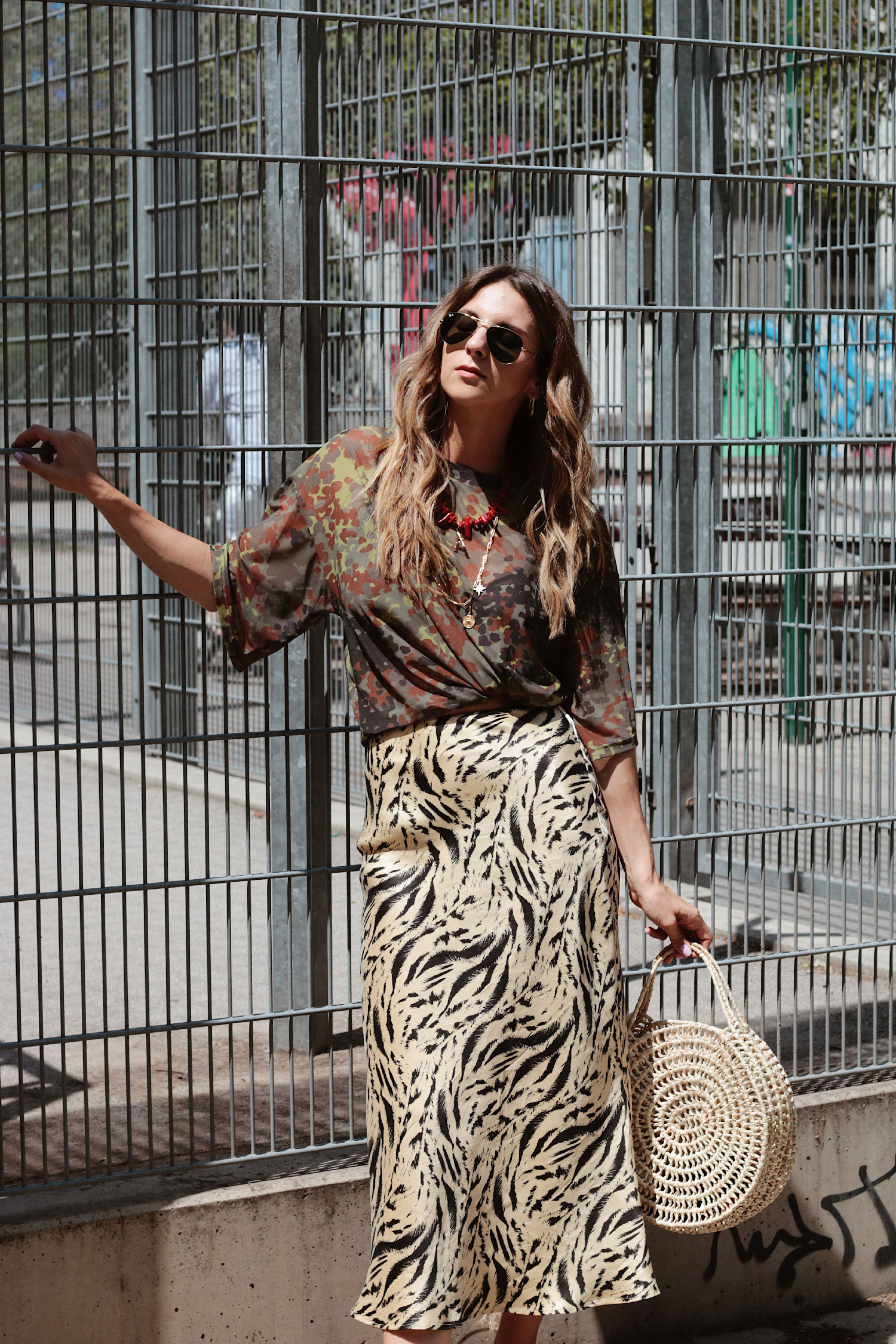 Mustertrend Camouflage - www.lesfactoryfemmes.com
