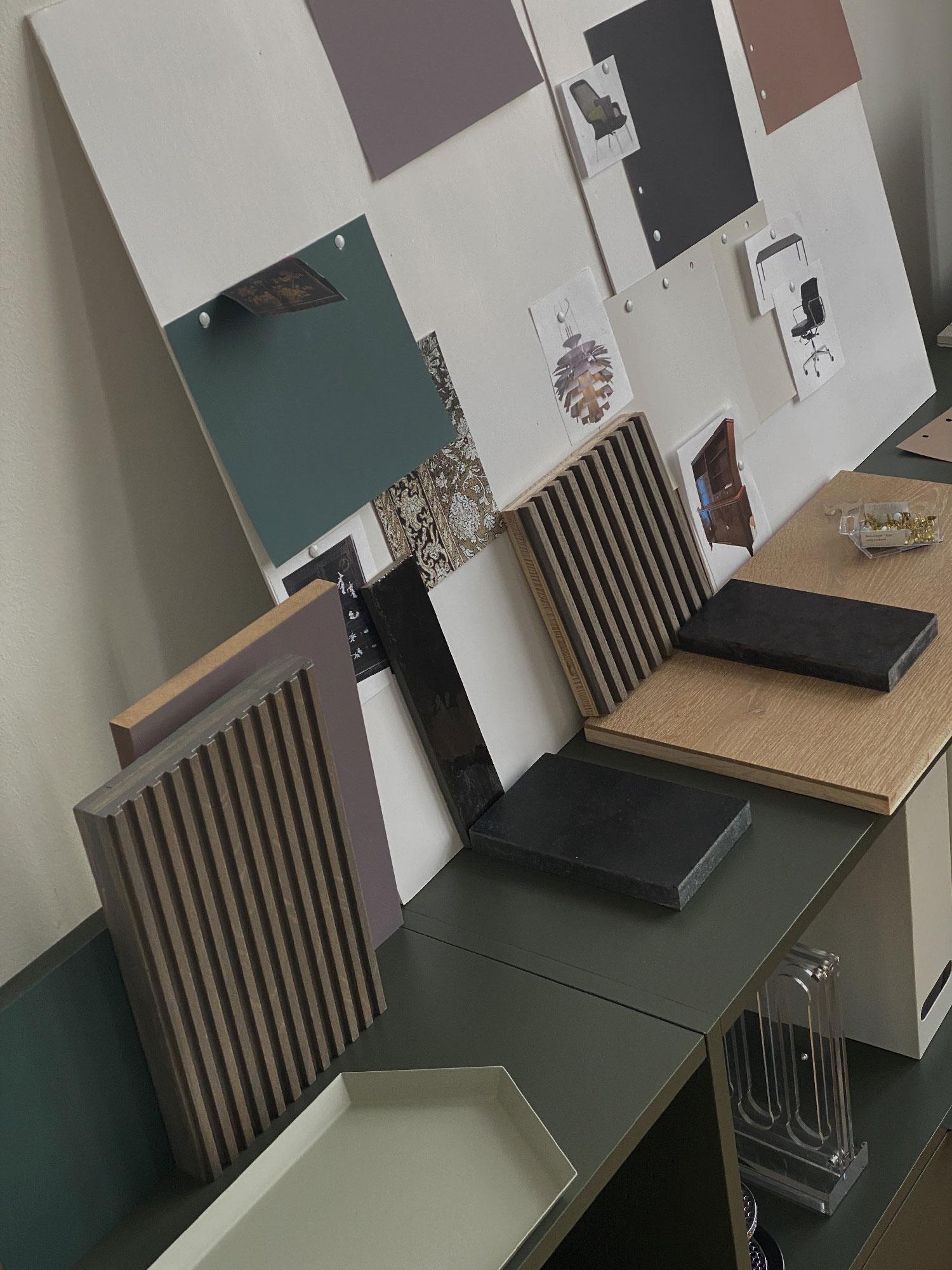 moodboard interior design - www.lesfactoryfemmes.com